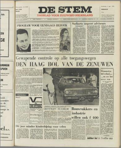 de Stem 1970-09-03