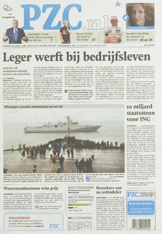 Provinciale Zeeuwse Courant 2008-10-20