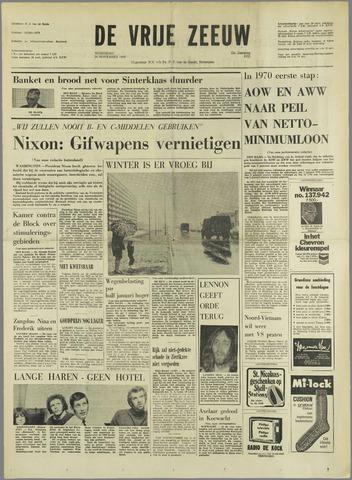 de Vrije Zeeuw 1969-11-26