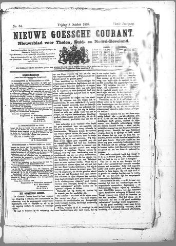 Nieuwe Goessche Courant 1869-10-08