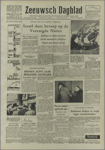 Zeeuwsch Dagblad 1957-10-08