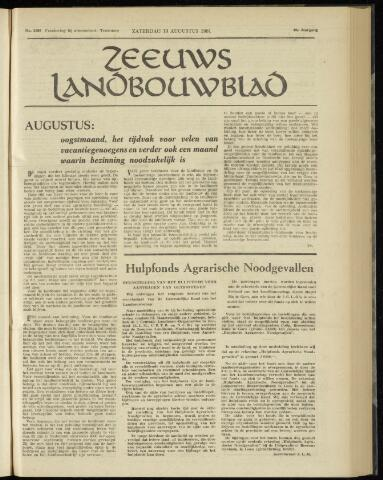 Zeeuwsch landbouwblad ... ZLM land- en tuinbouwblad 1961-08-19
