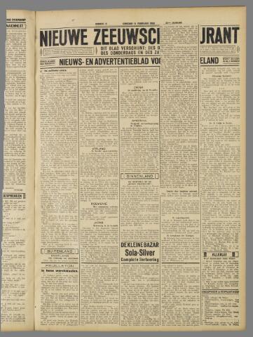 Nieuwe Zeeuwsche Courant 1933-02-14