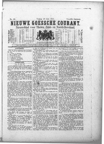 Nieuwe Goessche Courant 1877-06-29