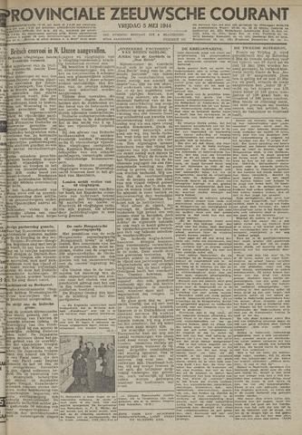 Provinciale Zeeuwse Courant 1944-05-05