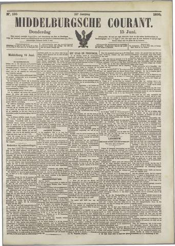 Middelburgsche Courant 1899-06-15