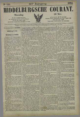 Middelburgsche Courant 1884-05-26