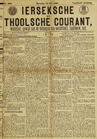 Ierseksche en Thoolsche Courant 1897-05-15