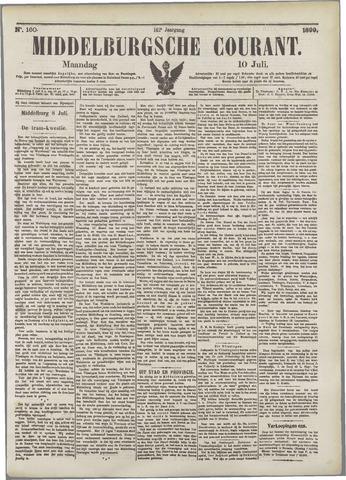 Middelburgsche Courant 1899-07-10