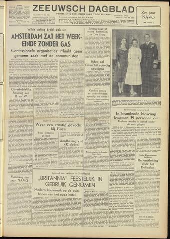 Zeeuwsch Dagblad 1955-04-04
