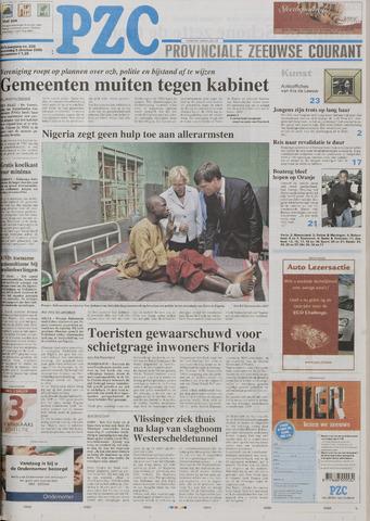 Provinciale Zeeuwse Courant 2005-10-05