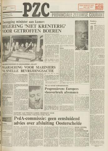 Provinciale Zeeuwse Courant 1974-11-01