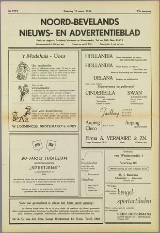 Noord-Bevelands Nieuws- en advertentieblad 1956-03-17