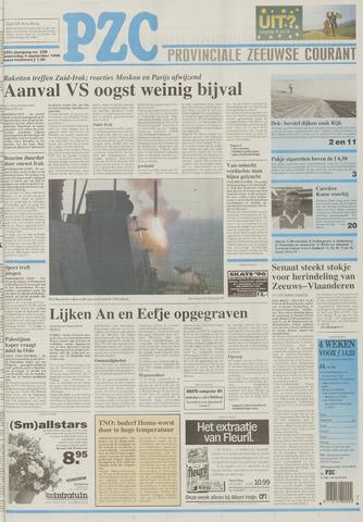 Provinciale Zeeuwse Courant 1996-09-04