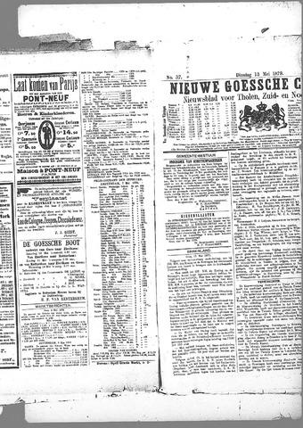 Nieuwe Goessche Courant 1879-05-13