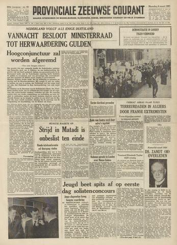 Provinciale Zeeuwse Courant 1961-03-06