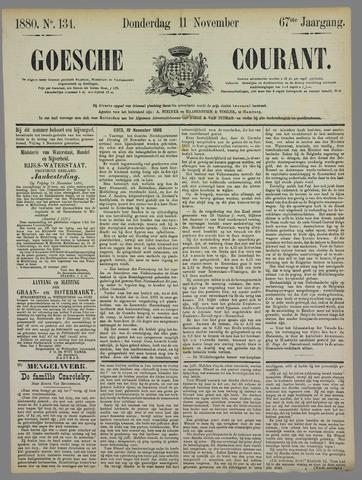Goessche Courant 1880-11-11
