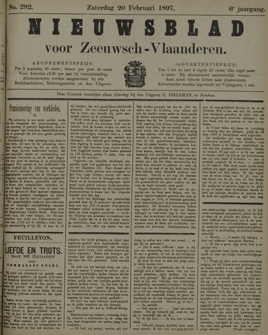 Nieuwsblad voor Zeeuwsch-Vlaanderen 1897-02-20