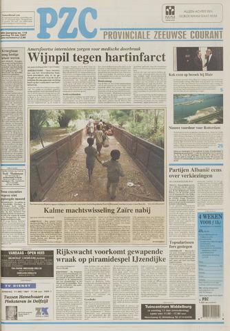 Provinciale Zeeuwse Courant 1997-05-10