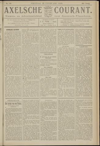Axelsche Courant 1925-02-13