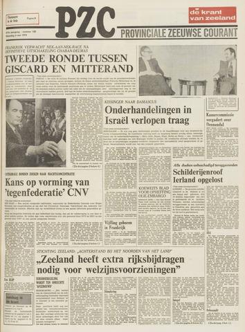 Provinciale Zeeuwse Courant 1974-05-06