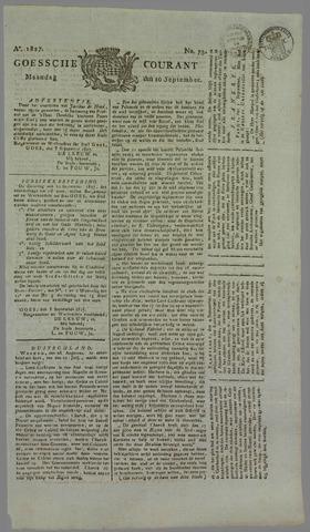 Goessche Courant 1827-09-10