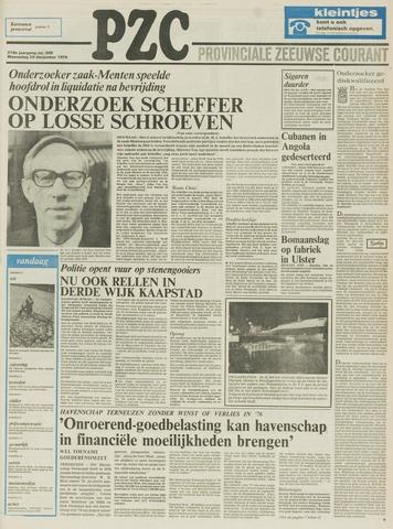 Provinciale Zeeuwse Courant 1976-12-29