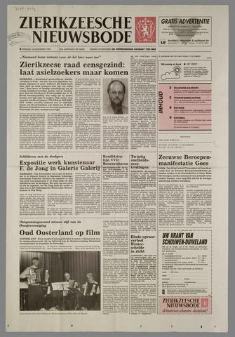 Zierikzeesche Nieuwsbode 1993-11-16