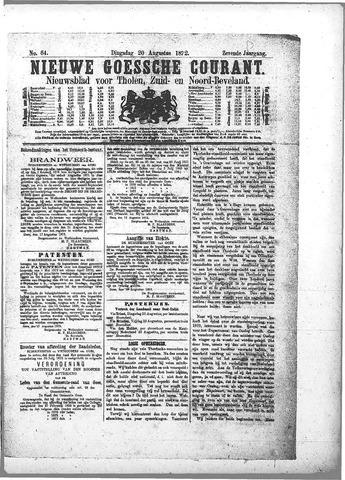Nieuwe Goessche Courant 1872-08-20