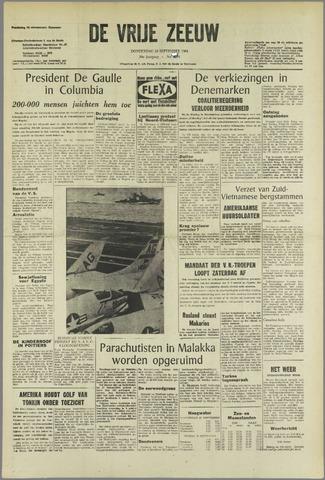 de Vrije Zeeuw 1964-09-24