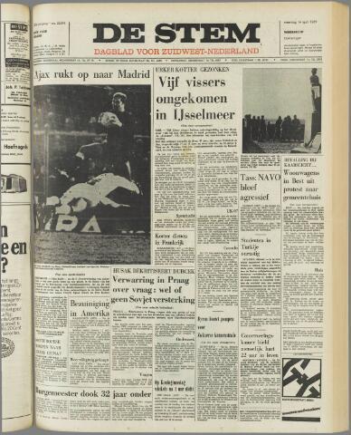 de Stem 1969-04-14