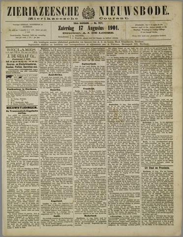 Zierikzeesche Nieuwsbode 1901-08-17