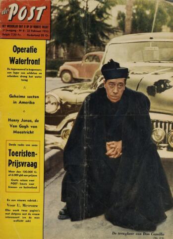 Watersnood documentatie 1953 - tijdschriften 1953-02-22