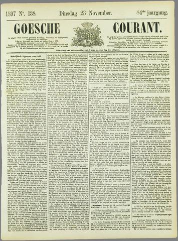 Goessche Courant 1897-11-23