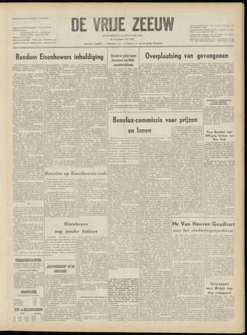 de Vrije Zeeuw 1953-01-22