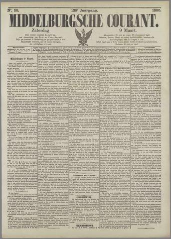 Middelburgsche Courant 1895-03-09