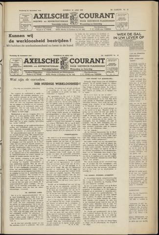 Axelsche Courant 1952-04-23