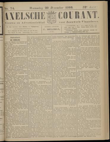 Axelsche Courant 1916-12-20