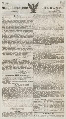 Middelburgsche Courant 1834-02-13