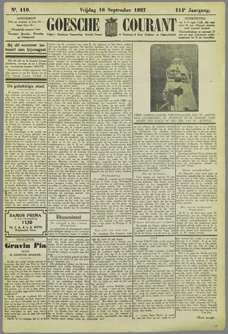 Goessche Courant 1927-09-16