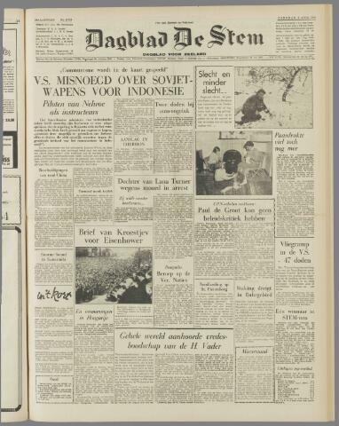 de Stem 1958-04-08