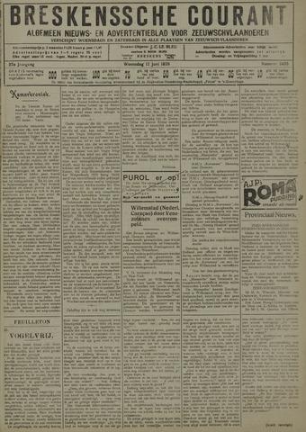 Breskensche Courant 1929-06-12