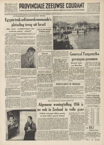 Provinciale Zeeuwse Courant 1956-04-12