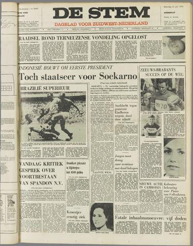 de Stem 1970-06-22