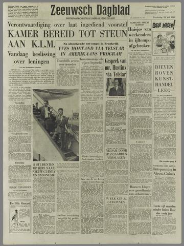 Zeeuwsch Dagblad 1962-07-12