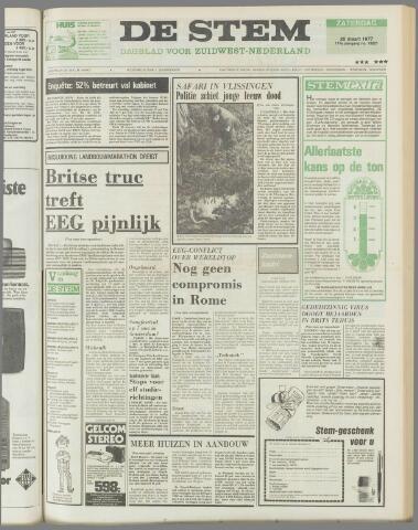 de Stem 1977-03-26
