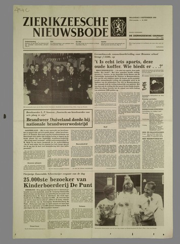 Zierikzeesche Nieuwsbode 1988-09-05