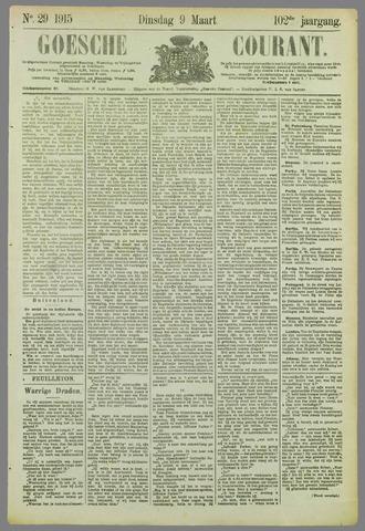 Goessche Courant 1915-03-09
