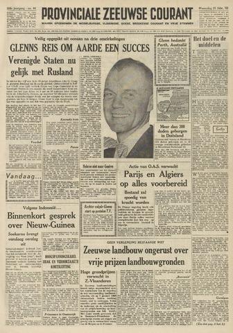 Provinciale Zeeuwse Courant 1962-02-21