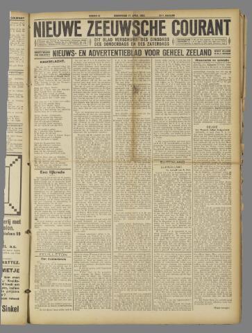 Nieuwe Zeeuwsche Courant 1924-04-17